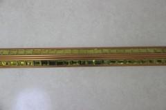 玻璃护角-马赛克护角-004 244cm 6cm x 2 4mm 无
