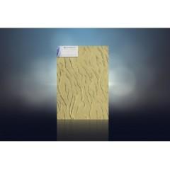 水立方压花彩镜 24K金 1.83 x 2.44 4-6mm 水立方